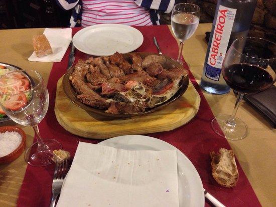 Pumariño: Carne