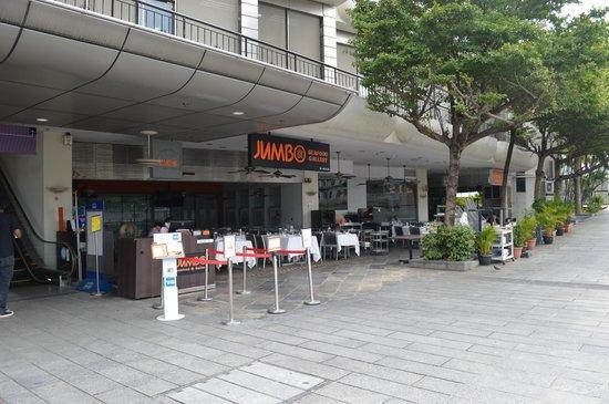 Jumbo Seafood : jumbo
