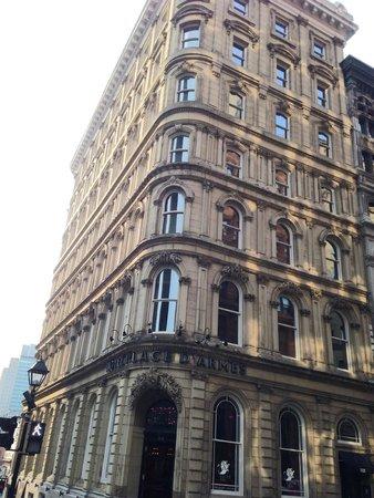 Hôtel Place d'Armes : Hotel