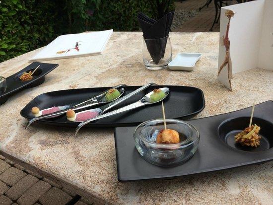 Plat foto di restaurant les terrasses uriage uriage les - Les terrasses d uriage ...