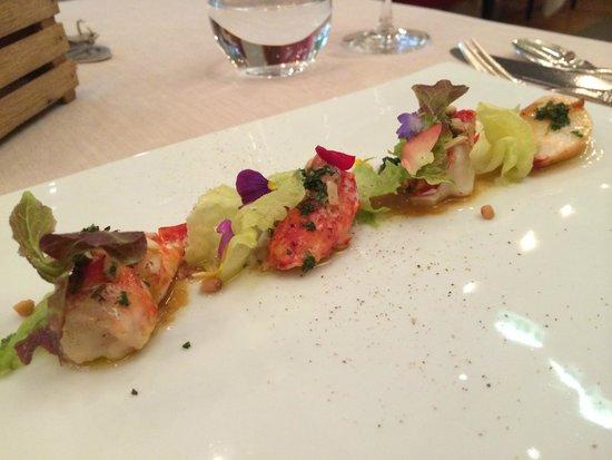 Plat bild von restaurant les terrasses uriage uriage - Les terrasses uriage restaurant ...
