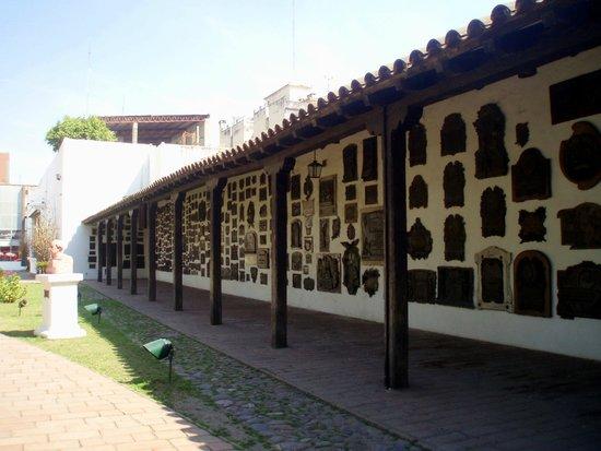 Casa Historica de Tucuman: Patio interno