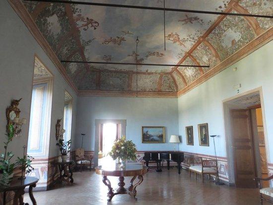 Park Hotel Villa Grazioli: Aufenthaltsraum