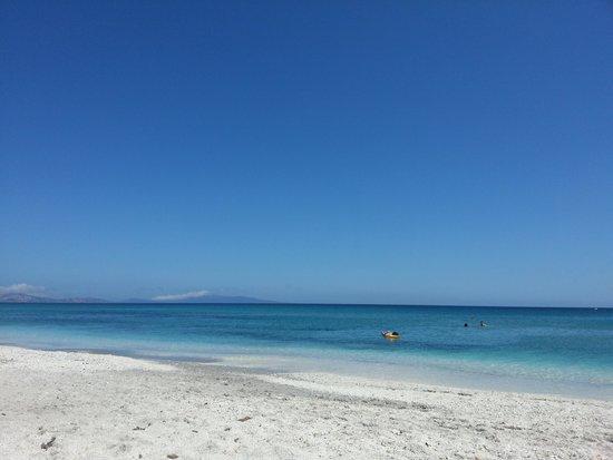 Agriturismo Ezzi Mannu: spiaggia ezzi Mannu
