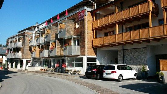 AlpenParks Resort Maria Alm: The apartments