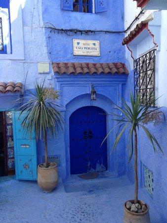 Casa Perleta : Entrée