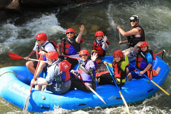 Mad Adventures: Clear Creek August Family Fun All Smiles