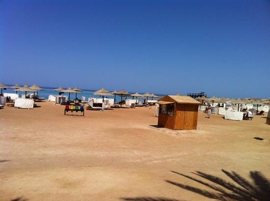 Royal Azur Resort: Plage