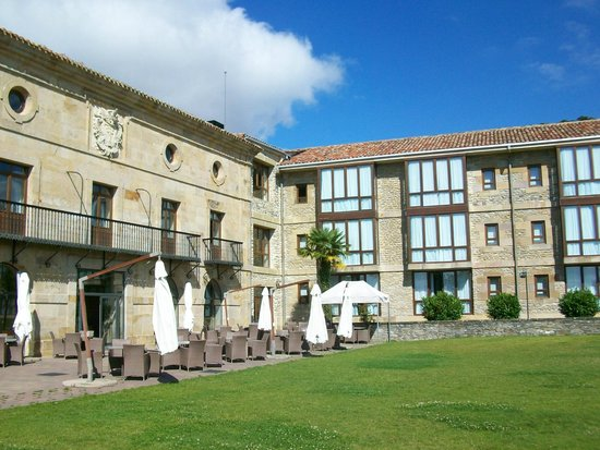 Parador de Argomaniz: Hotel