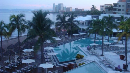 Secrets Vallarta Bay Resort & Spa: Sunrise View From Rm1331