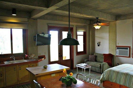Montesino Ranch Studios : Room Interior