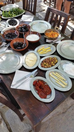 Kelebek Special Cave Hotel : Organic Breakfast