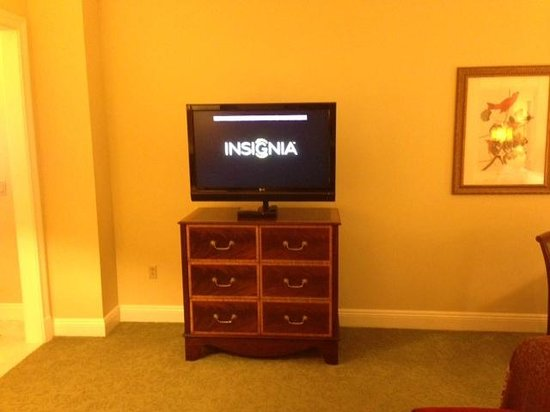 Hermitage Hotel : TV/ Minibar
