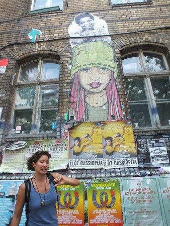 Alternative Berlin Tours: Street Art