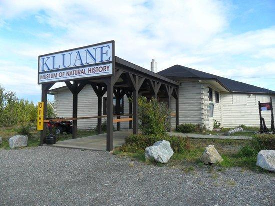 Burwash Landing, Canada: Kluane Museum