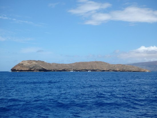 Pride of Maui: Molokini from the boat