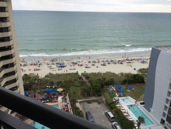 Ocean Reef Resort: 14th Floor view