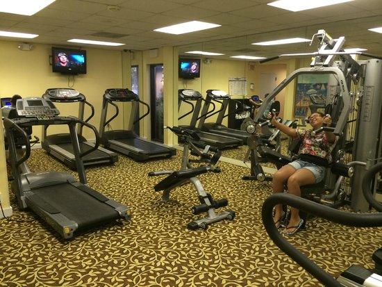 Ocean Reef Resort: Gym