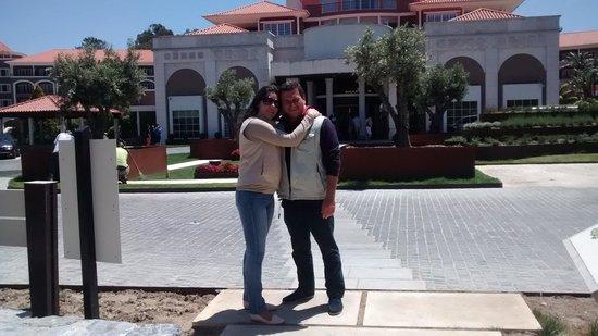 Penha Longa Resort: frontis hotel