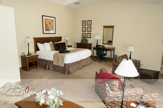 Best Western Lodge At River's Edge: Suite picB