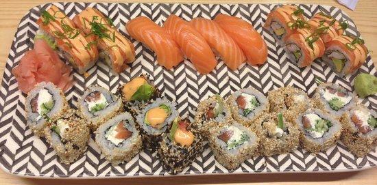 Edo Sushi: Combo