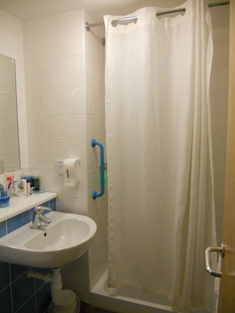 Travelodge London Central City Road : Room 224