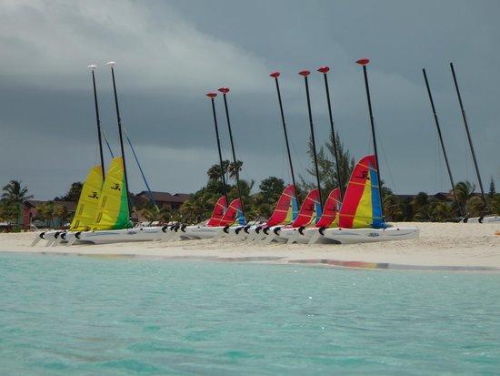 Club Med Turkoise, Turks & Caicos: vela sailing