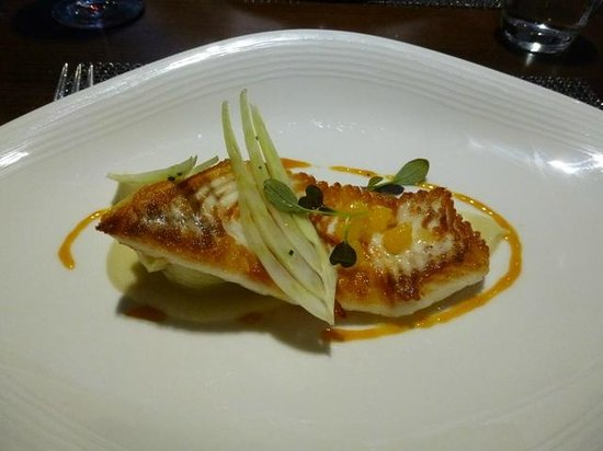 The Kitchin: Fish with fennel