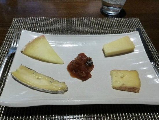 The Kitchin: Cheese
