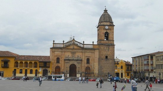 Catedral Basílica Metropolitana Santiago de Tunja