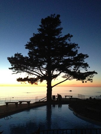The Esalen Institute: natural beauty