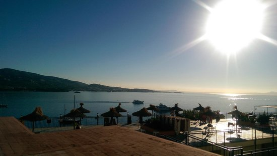 Alua Palmanova Bay: View from balcony of room 575