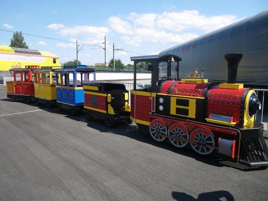 Cite du Train: une des attractions du musée