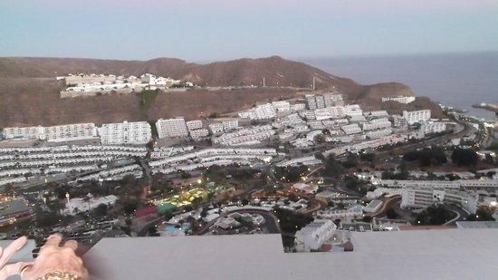 Colina Mar Apartments: Views of Puerto Rico