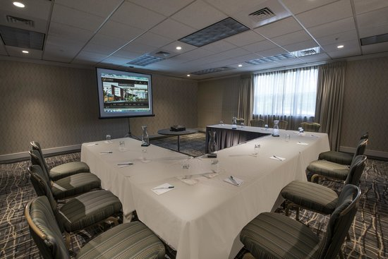 Homewood Suites by Hilton Portsmouth: Meeting Room