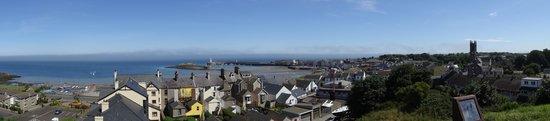 Donaghadee Harbour: Donaghadee panorama