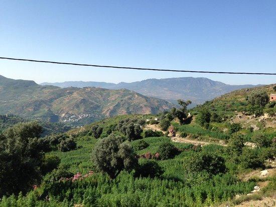 Gite Talassemtane : Les environs du gîte