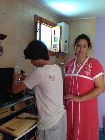 Gite Talassemtane : Cours de cuisine