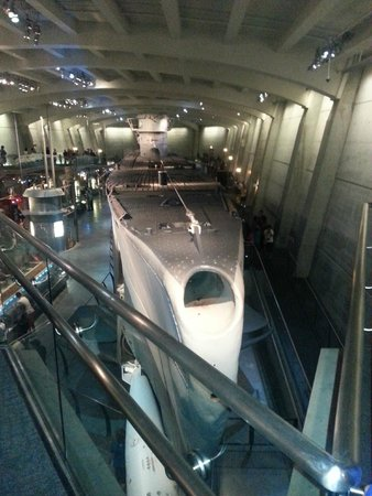 Museum of Science and Industry: U-505