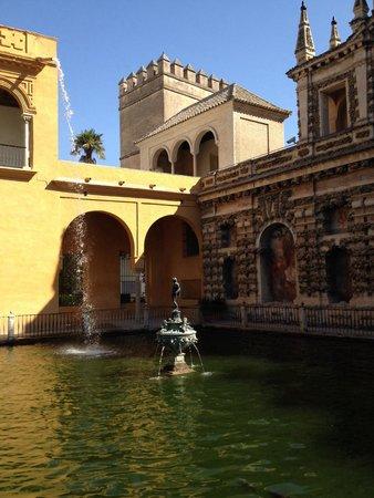 Alcázar: Real alcazar