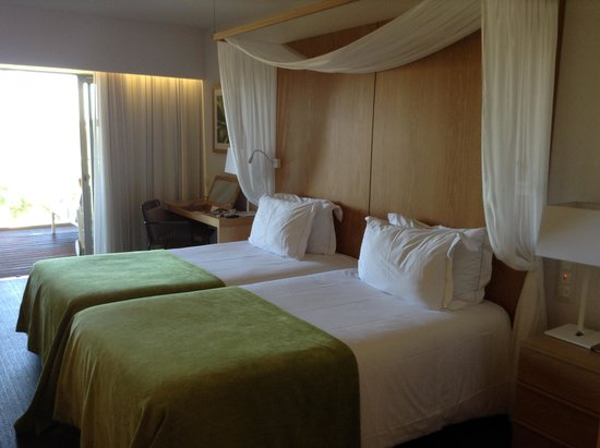 EPIC SANA Algarve Hotel: The Twin Beds
