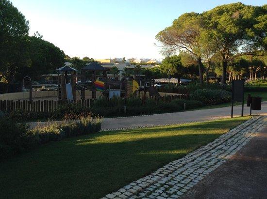 EPIC SANA Algarve Hotel: The Hotel Grounds