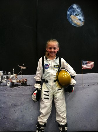 New Mexico Museum of Space History: Costumes!