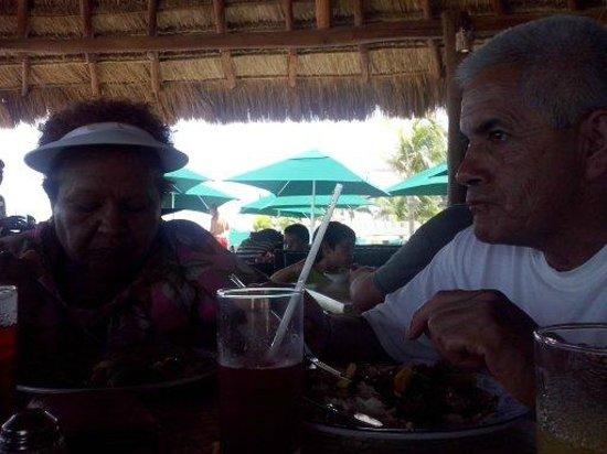 Royal Solaris Cancun : Rosmarinus Lunch