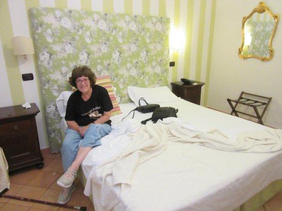 Arca di Pienza: Our room
