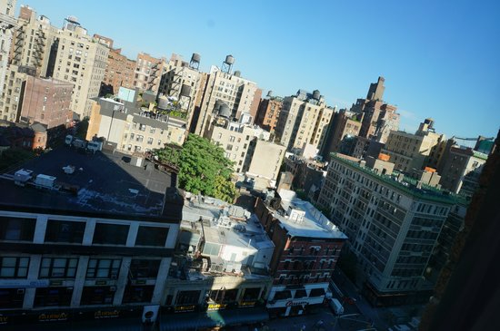Hotel Beacon : The view from the room