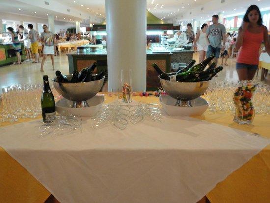 Iberostar Fuerteventura Palace: champagne