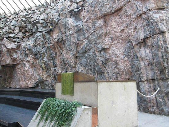 Temppeliaukio-Kirche: The Rock