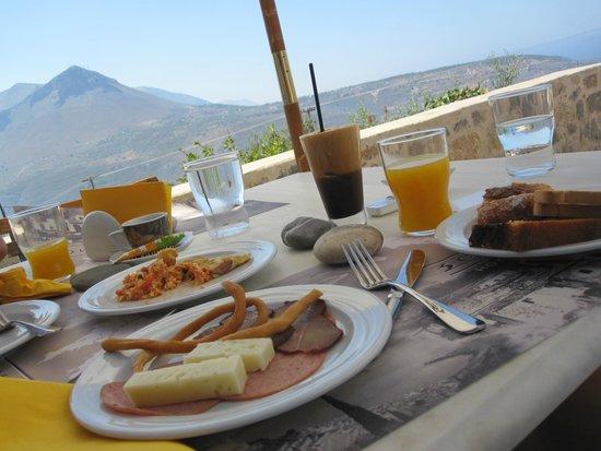Xemoni Hotel & Spa: το πρωινο