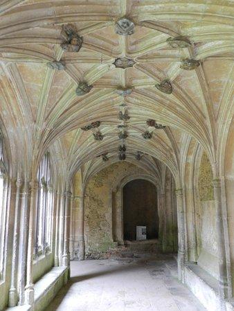 Lacock Abbey: The AbbeyCcloisters